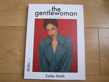 The Gentlewoman Magazine A / W Zadie Smith,Diana Athill,Natasha Khan,Grace,New.