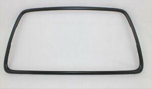 front bumper black grille trim  09-15 Mitsubishi Lancer Ralliart GT sportsback