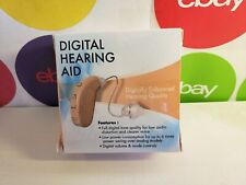 Digital Hearing Amplifier - Personal Sound Enhancer with FDA Approved and Noise