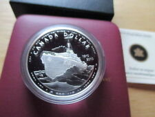 2010 $1 Canada's Navy Proof Silver Dollar