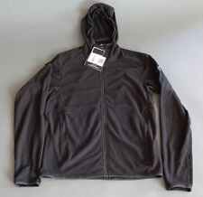 Arc'teryx Delta LT Hoddy Jacket Men's Full Zip Polartec - Small - Black - NEW