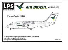 LPS Decals 1/144 AVRO RJ-85 AIR BRASIL AIRLINES
