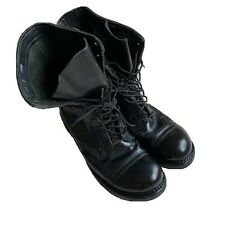 Corcoran Black Leather Boots 11 Jump Boots Combat Military Paratrooper USA