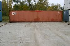 Used Shipping Storage Containers 40ft Wwt New Orleans La 4400