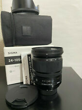 SIGMA 24-105mm 1:4 DG ART LENS for NIKON - 24-105 mm f/4 A