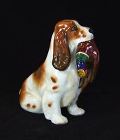Royal Doulton - COCKER SPANIEL WITH PHEASANT - HN1028 - Made in England.