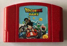 Dragonball Kart N64 Custom Hack Nintendo 64 Mario Kart Goku Dragon Ball Z NTSC