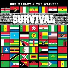 Survival - Bob Marley (Vinyl Used Very Good)