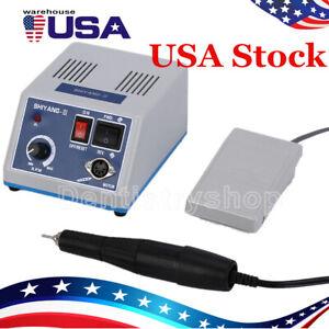 SHIYANG Dental Marathon Electric Polishing Micromotor + 35K rpm Motor Handpiece