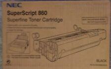 NEC 135-038622 TONER ORIGINAL SUPERSCRIPT 860