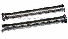 Schwingtorfedern 450x42x5 verzinkte Qualitätsfedern Garagentorfedern dt.Herst.
