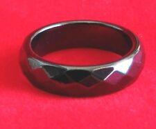 Ring Leklai Magnetic Hematite Thai amulet Prevent black magic relieve illness 60