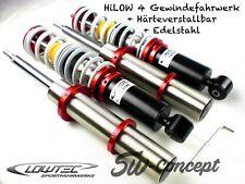 Lowtec Gewindefahrwerk HiLOW 4 VW Golf V 4-Motion Klemme 50mm 0-80mm 6057094