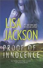 Proof of Innocence: Yesterday's Lies & Devil's Gambit by Lisa Jackson 2014