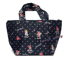 Minnie Mouse Insulated Lunch Snack Mini Bag TOTE