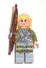 Lego Lord of the Rings Minifigure, LEGOLAS with Bow 9473, 79008  New