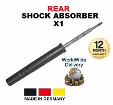 FOR SUBARU JUSTY MK II 1.3 GX 4x4 1995-2003 NEW REAR SHOCK ABSORBER SHOCKER