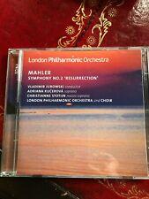 MAHLER_SYMPHONY No. 2_VLADIMIR JUROWSKI_LONDON PHILHARMONIC LPO LIVE_STOTIJN_2CD