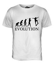SKATEBOARD EVOLUTION DES MENSCHEN HERREN T-SHIRT TEE SHIRT XS S M L XL 2XL 3XL