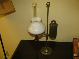 Antique Student Lamp