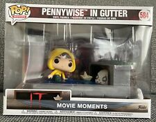 Pennywise in Gutter Funko - Movie Moments #584 - NEW - HTF