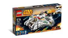 LEGO Star Wars_75053_The Ghost_New Sealed Set(Unopened)