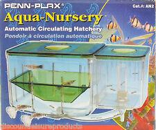 Penn Plax Aqua Nursery Automatic Circulating Hatchery Tropical Fish Baby Tank