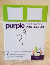 Purple Mattress Protector King