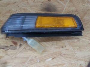 86-89 Honda Accord Front Corner Turn Signal Marker Light LH Drivers NEW