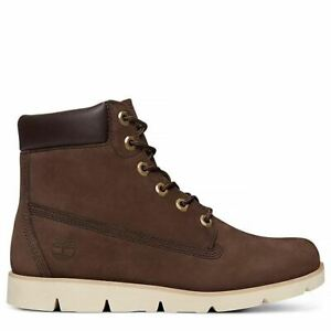 Timberland Radford 6 inch BROWN Leather Boot rrp £85 UK5 & UK5.5