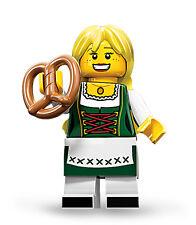 Lego 71002 Minifig Series 11 Pretzel Girl  - Free Postage