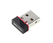USB Wifi Adapter 150MBPS WIRELESS 802.11 BGN LAN 300M Range NETWORK USB DONGLE