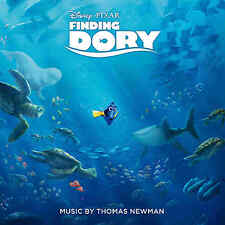LE MONDE DE DORY (FINDING DORY) MUSIQUE DE FILM - THOMAS NEWMAN (CD)