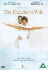 The Preacher's Wife DVD Region 2 1997