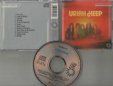 Uriah Heep  CD  THE BEST  OF....  ©    1985   LADY IN BLACK , GYPSY