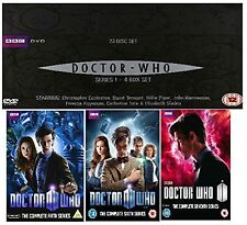 Doctor Who Complete BBC TV Series Collection 39 Discs DVD Box Set New