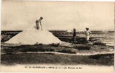 CPA De Guerande a Batz-Les Mulons de Sel (250839)