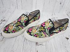 Abound Flats Womens Shoes Floral Multicolor Slip On Size 8 M