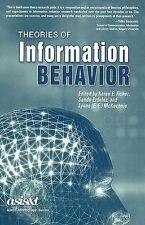 Theories of Information Behavior (Asist Monograph), , Good Book