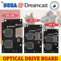 GDEMU Optical Drive Board V5.15b V5.5 for SEGA Dreamcast Motherboard DC Console