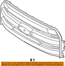 FORD OEM 15-16 F-150-Grille Grill FL3Z8200HA