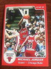 85 Michael Jordan Chicago Bulls #101 Basketball Rookie Card RC Reprint*