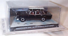 JAMES BOND Mercedes 220S On Her Majesty's Secret Service New sealed Pack 1:43