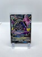 Alolan Muk GX 84/147 Burning Shadows Set ULTRA RARE Pokemon Card NEAR MINT