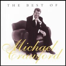 MICHAEL CRAWFORD - BEST OF CD ~ PHANTOM OF THE OPERA~CATS~WEST SIDE STORY *NEW*