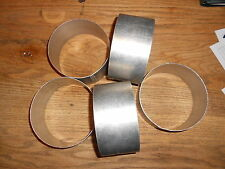 """6"""" X 3"""" Commercial Aluminum Cake Pan (hoops) Extentions Lot of 5"""