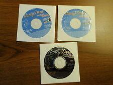 LOT 3ea. x Nancy Drew PC ; NEW #3 , #4 , #5 ; ** Disc Only *** Works on WIN 7 !!