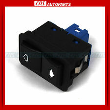 95-96 BMW E38 740i 740iL 750iL Rear Driver Left Side Power Window Switch Button