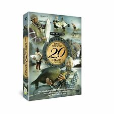 JOHN WILSON'S 20 GREATEST CATCHES 2 DVD SET - FISHING
