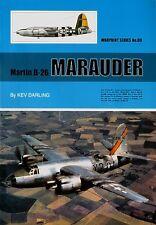Warpaint Series No.69 -  Martin B-26 Marauder      32 Pages                 Book